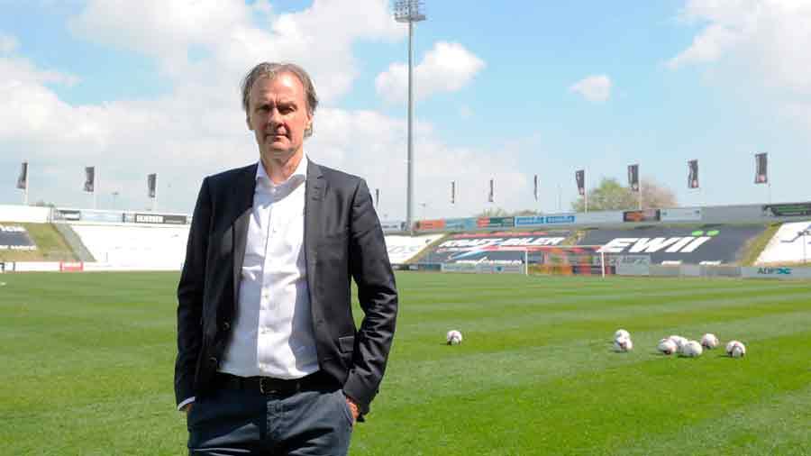 Direktøren i FC Fredericia ser frem mod næste sæson
