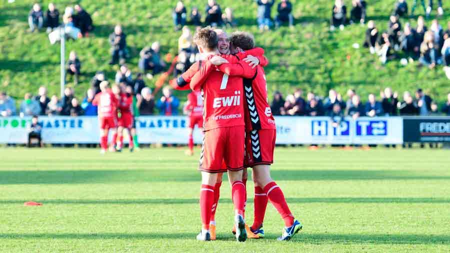 FC Fredericia stopper al aktivitet i 14 dage
