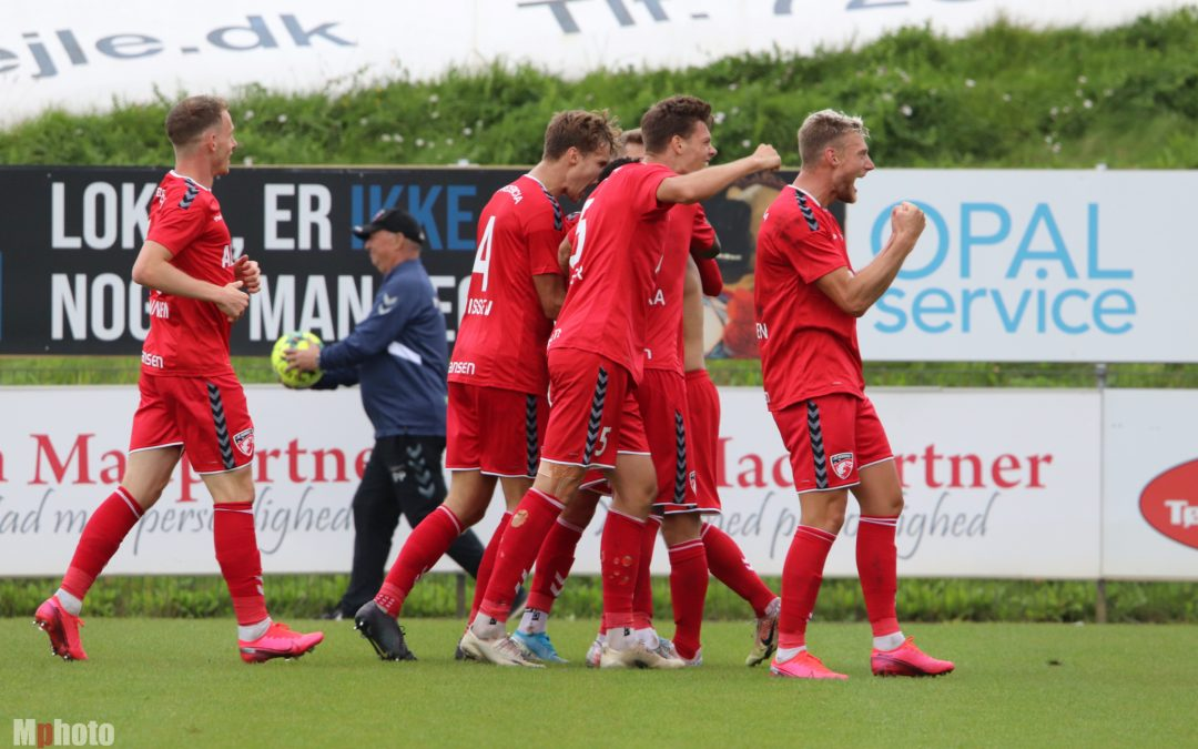 Billetinformation: FC Fredericia – Silkeborg IF