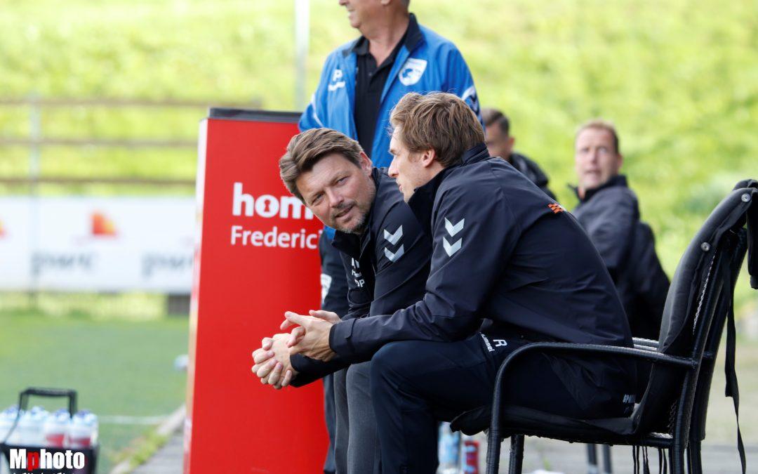 Michael Hansen efter HSV: Rent taktisk kan vi sagtens være med