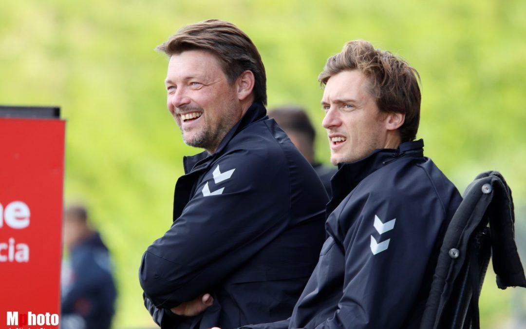 Michael Hansen inden turen til Hamborg: Vi skal testes mod et godt hold
