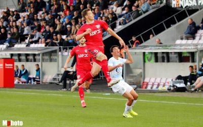 FC Fredericia forlænger med forsvarsprofil