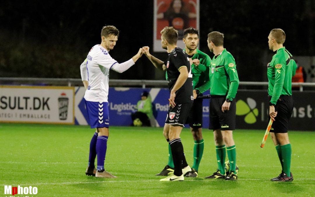 FC Fredericia gjorde rent bord i sidste træningskamp
