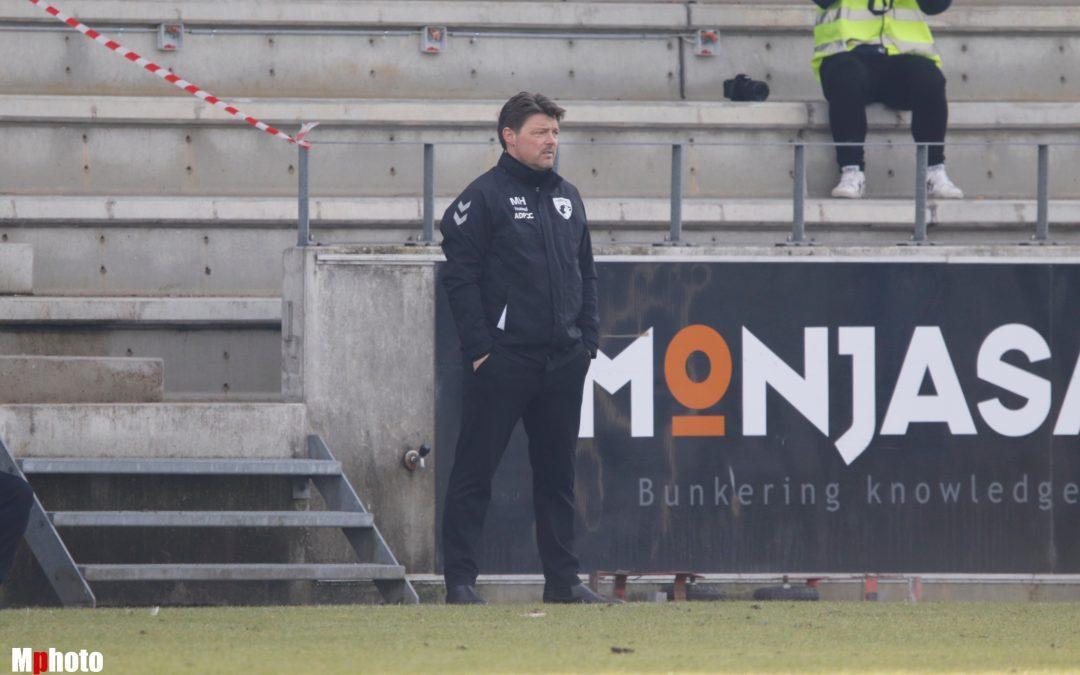 Cheftrænerens tanker efter nederlaget til Viborg