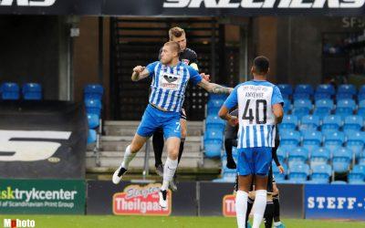 Highlights fra Esbjerg-kampen