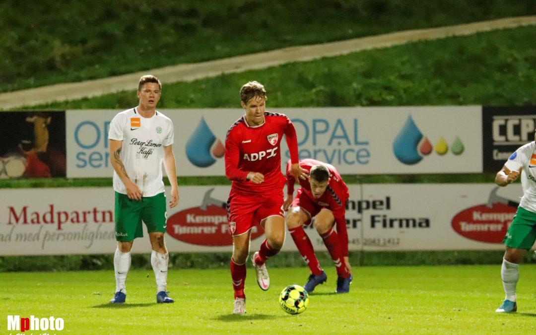 Optakt med Michael Hansen før Viborg-kampen