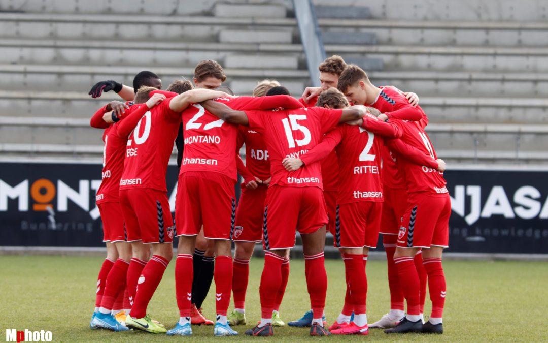FC Fredericia starter hjemme imod Hobro