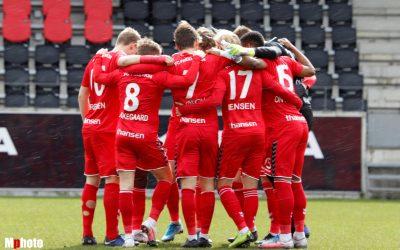 FC Fredericia brød forbandelsen: Fjerde gang var lykkens gang