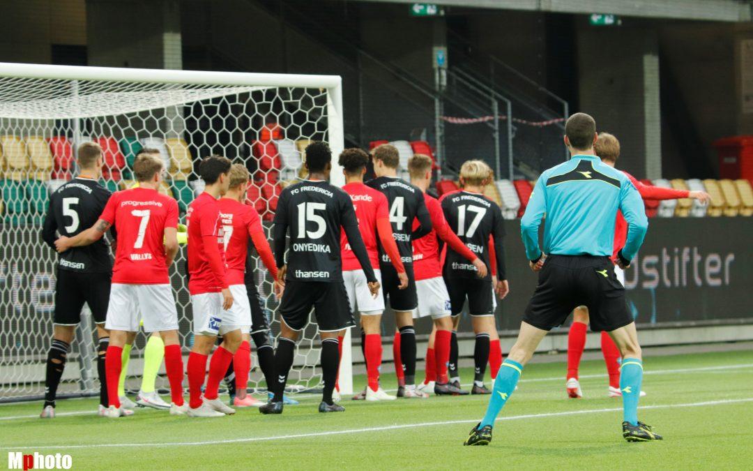Nederlaget i seneste opgør imod Silkeborg