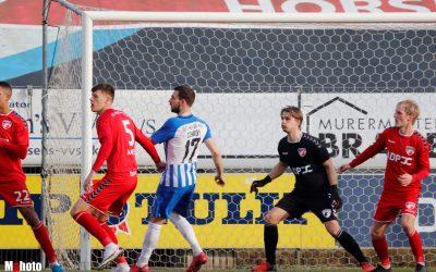 Alexander Nybo forlænger aftalen med FC Fredericia.
