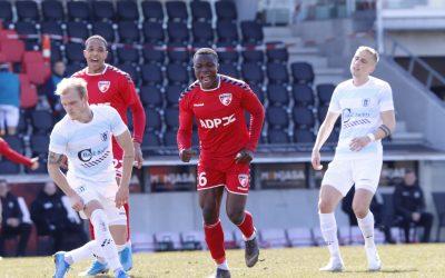 Samsons første tid i FC Fredericia