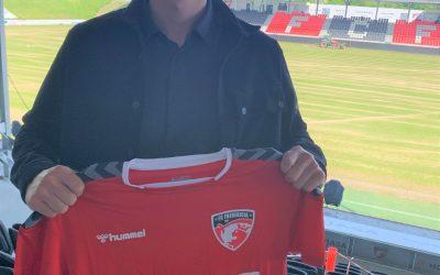FC Fredericia henter Mathias Kristensen i Esbjerg