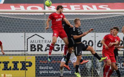 FC Fredericia og Steven Enna stopper samarbejdet
