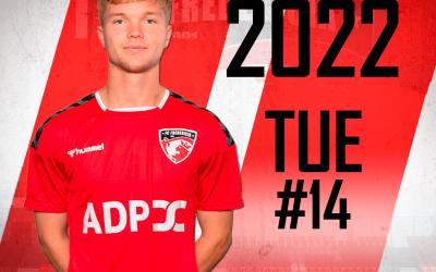 Christian Tue tager endnu én sæson i FC Fredericia