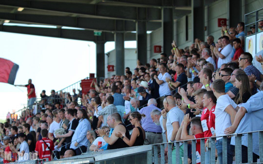 Køb sæsonkort til FC Fredericias kampe på Monjasa Park
