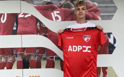 FC Fredericia skriver under med 18-årige Andreas Lausen på en 2-årig kontrakt