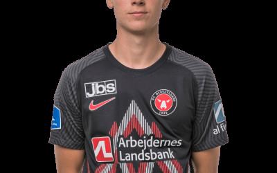 Oliver Olsen skifter til FC Fredericia på en lejeaftale