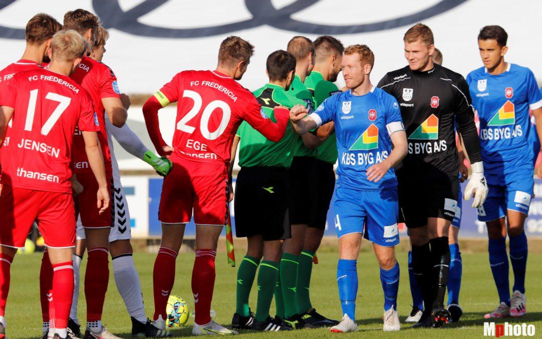 1/8-Delsfinale, Sydbankpokalen.